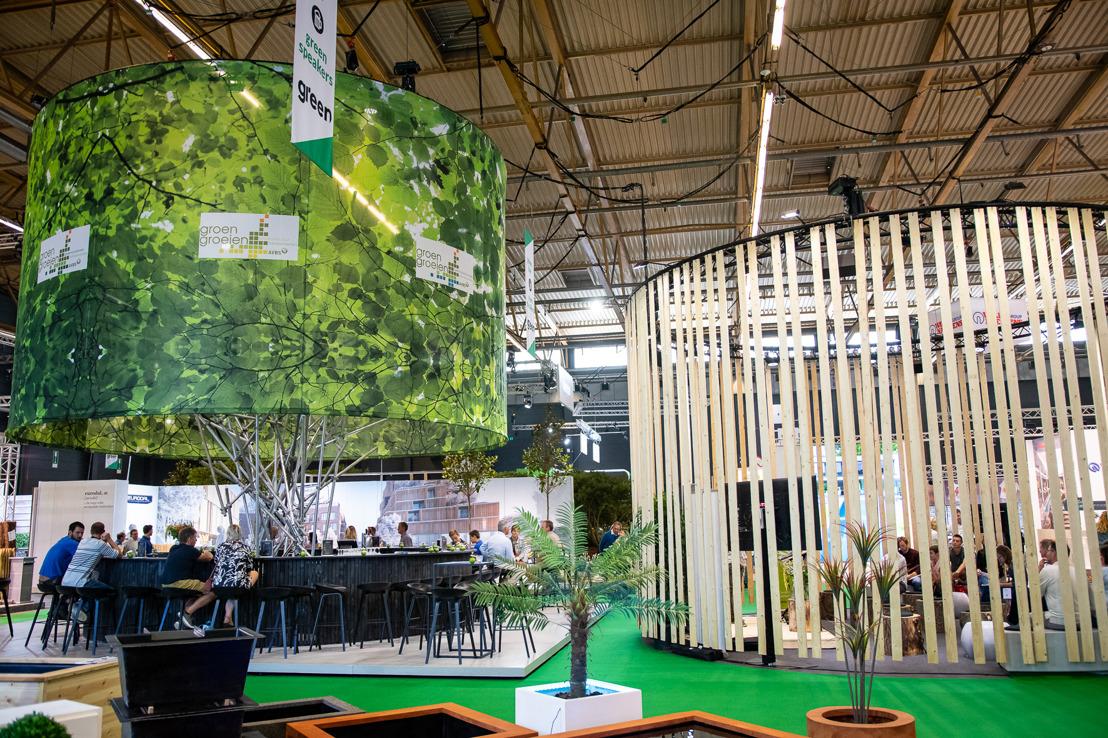 De winnaars van de 1.2.Tree Awards en de Green Idea Award zijn bekend