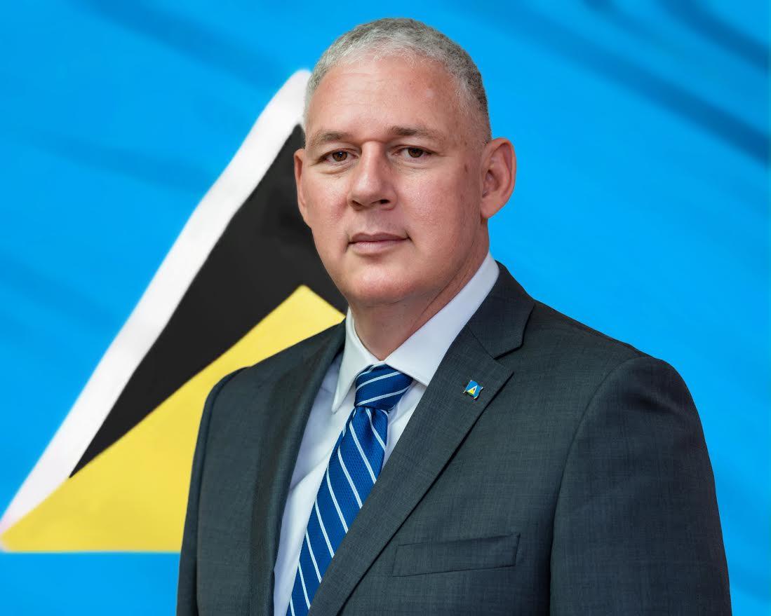 Prime Minister Hon. Allen Chastanet