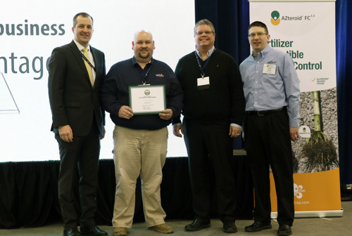AgVantage FS Honored for Commitment to Conservation Practices