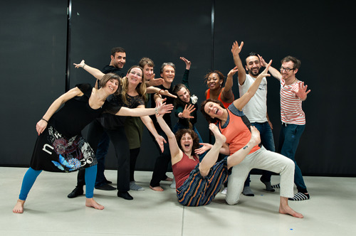 Anderstalige nieuwkomers maken kennis met Leuvense jeugd-, cultuur- en sportverenigingen