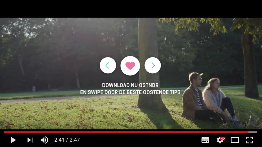 De Stad aan Zee lanceert OSTNDR app voor inside tips en hotspots