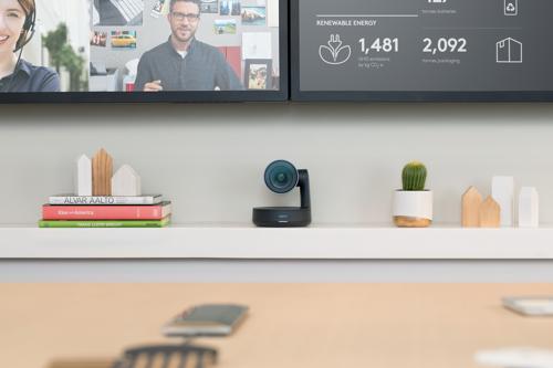 Logitech presentará su nueva cámara premium para videoconferencia en la 8ª edición del InfoComm México