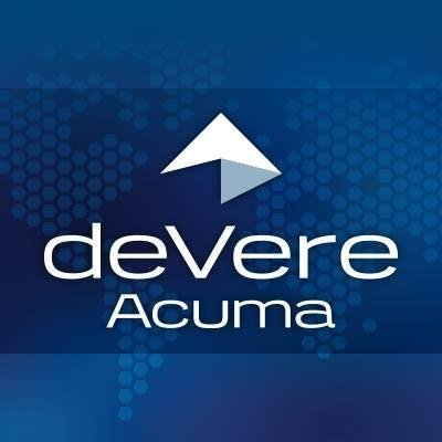 deVere Acuma press room
