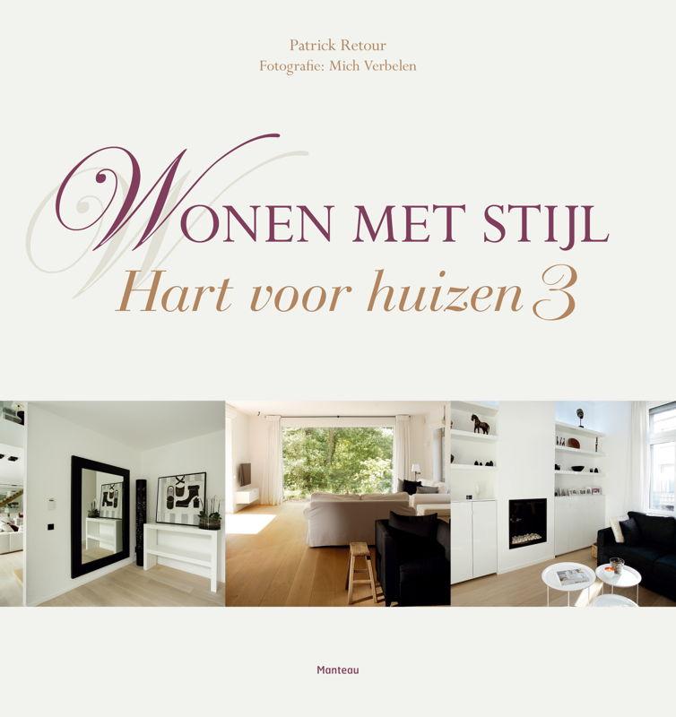Cover 'Wonen met stijl - Hart voor huizen 3'