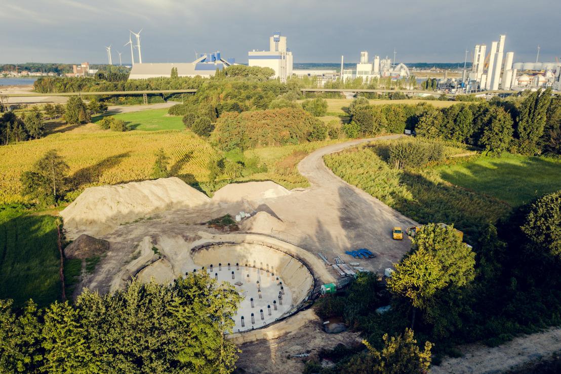 Omwonenden kunnen participeren in het tweede Storm-windpark op de terreinen van ArcelorMittal in Gentse Zeehaven.