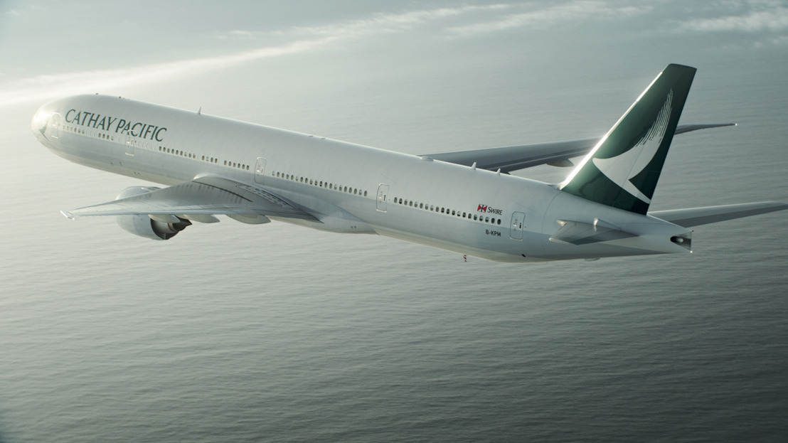 Cathay Pacific group releases combined traffic figures for October 2018