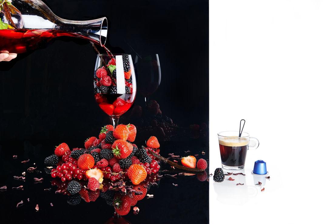 David Martin  Fruits Rouges - Rode Vruchten