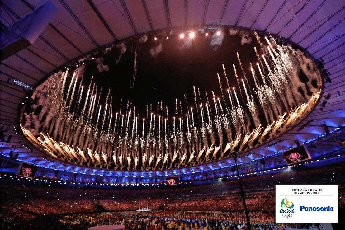 Panasonic @ JJOO Rio 2016 Pantallas LED Estadio MaracanaPanasonic @ JJOO Rio 2016 Pantallas LED Estadio Maracana