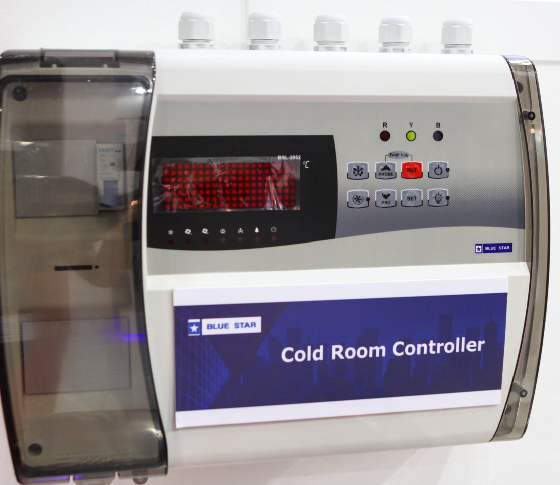 Air Conditioning Technology displayed at The Big 5 2016