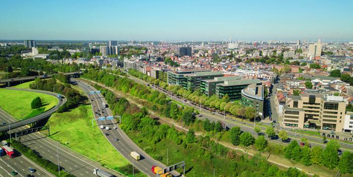 Antwerpse vastgoedspeler koopt in één ruk 18.000 m² kantoren aan toplocatie 'Antwerp Gate'
