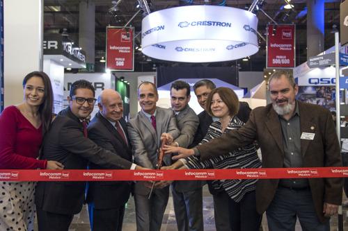 Abre InfoComm México 2019 con nuevas oportunidades y retos para la industria de la integración audiovisual