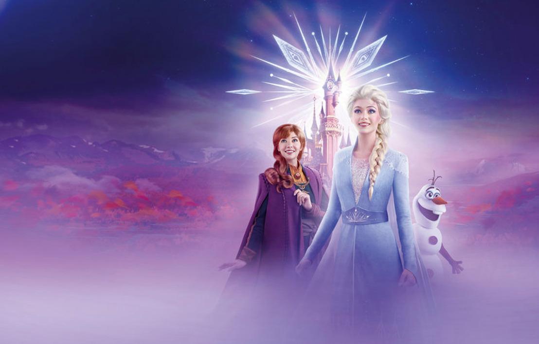Beleef een magische dag met Disneyland® Paris in ons land!