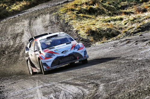 WRC Rally Australia Preview - Australia the final test for the Yaris WRC in its development season