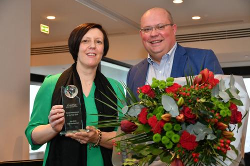 BATM verkiest Ann-Sofie Van Wonterghem als Travel Professional of the Year