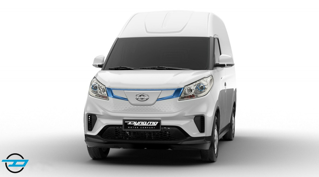 It's all in the packaging: all-new, all-electric short wheelbase van conversion launched to clean up city streets one parcel at a time