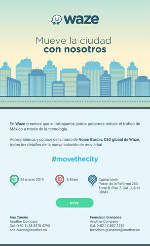 Preview: ¡El momento ha llegado, Mueve la Ciudad con nosotros!