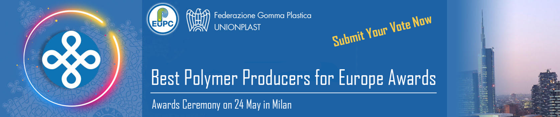 Best Polymer Producers Awards for Europe 2018 – VOTING OPEN NOW