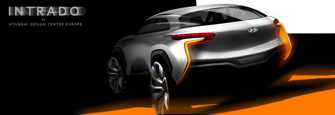 Intrado concept to demonstrate Hyundai Motor's continuing commitment to innovation.