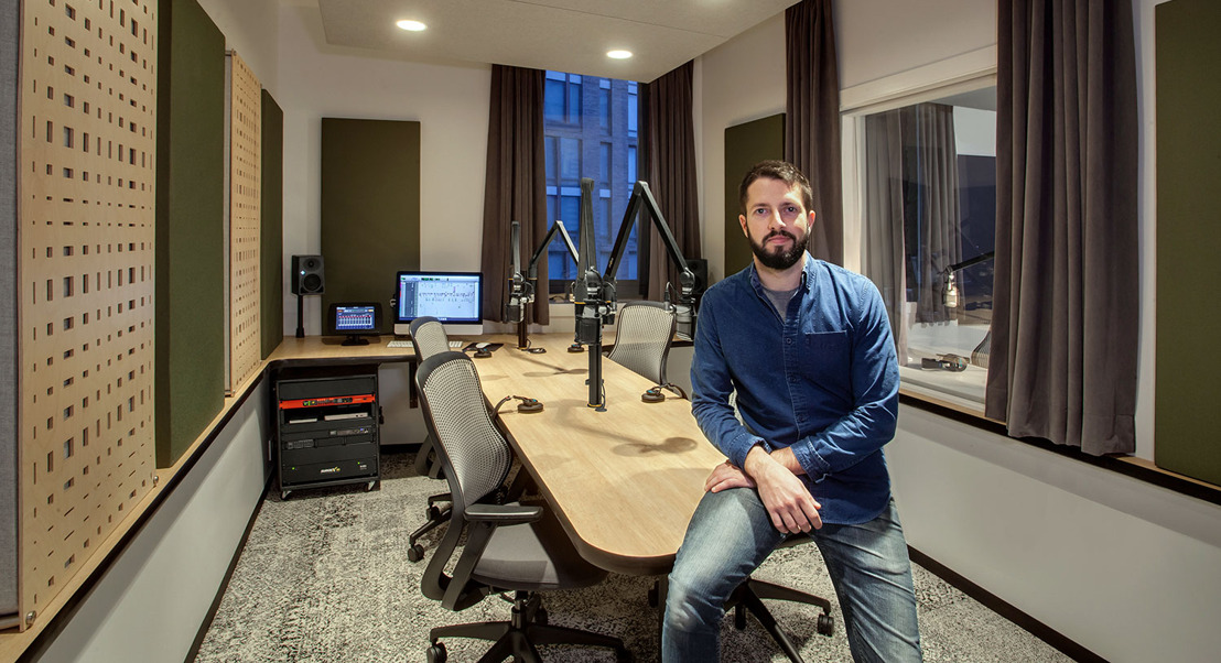 World Class Podcasting and Streaming Audio Facilities Taking Root in NYC