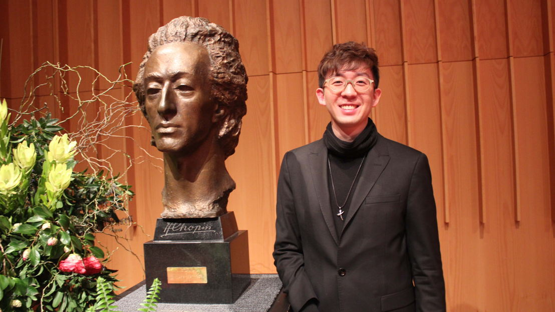 Edwin Kim from the US won the third Australian International Chopin Piano Competition.