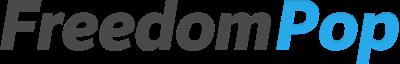 Freedom Pop sala de prensa Logo