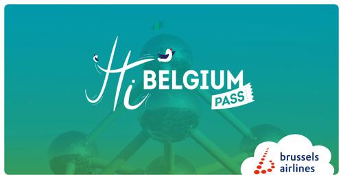 Le Hi Belgium Pass de Brussels Airlines s'étend à 13 villes belges