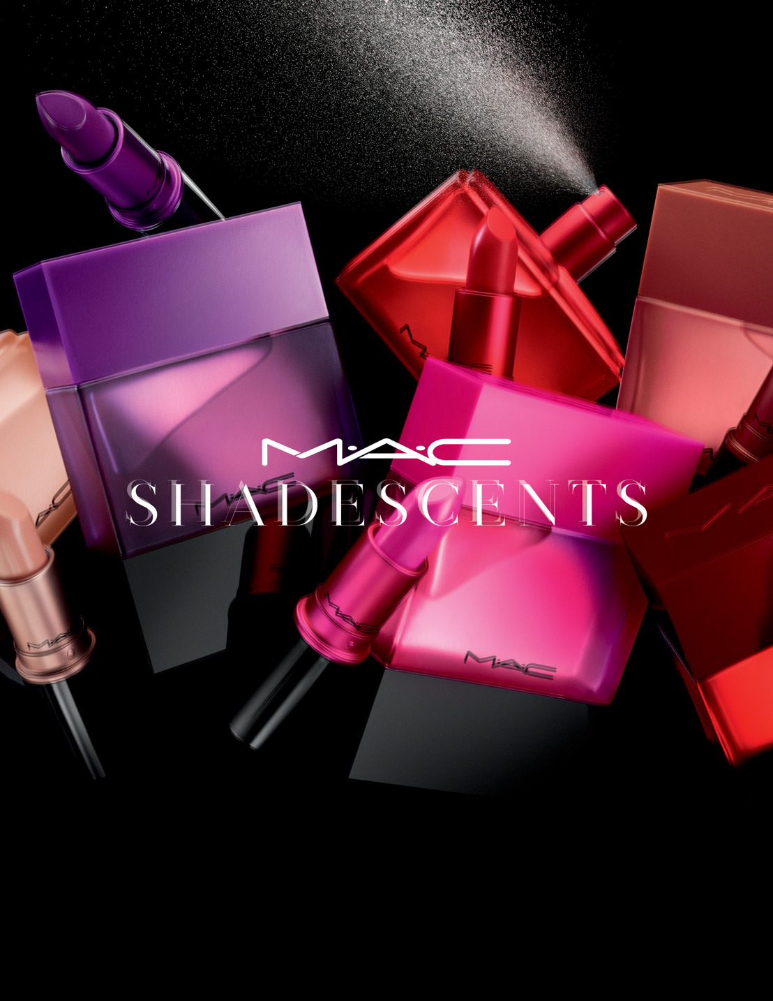INTRODUCING: #MACShadescents