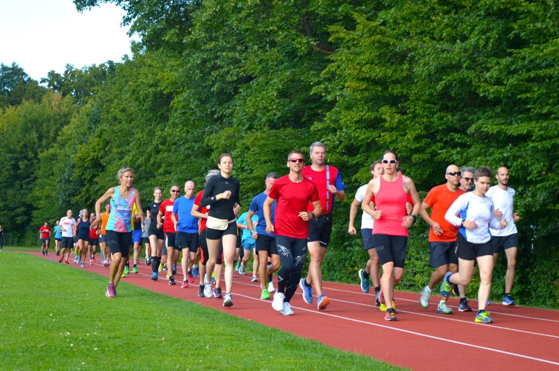In der Gruppe trainiert sich's leichter. Foto: München trainiert