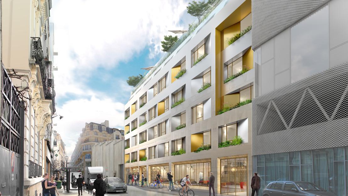 Neues Hospitality-Konzept für Paris: Novaxia und JO&JOE eröffnen ein Open House im 20. Bezirk