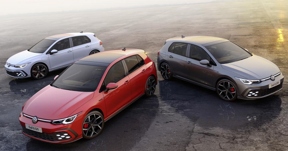 Première des nouvelles Golf GTI, GTE et GTD : Volkswagen numérise les icônes sportives
