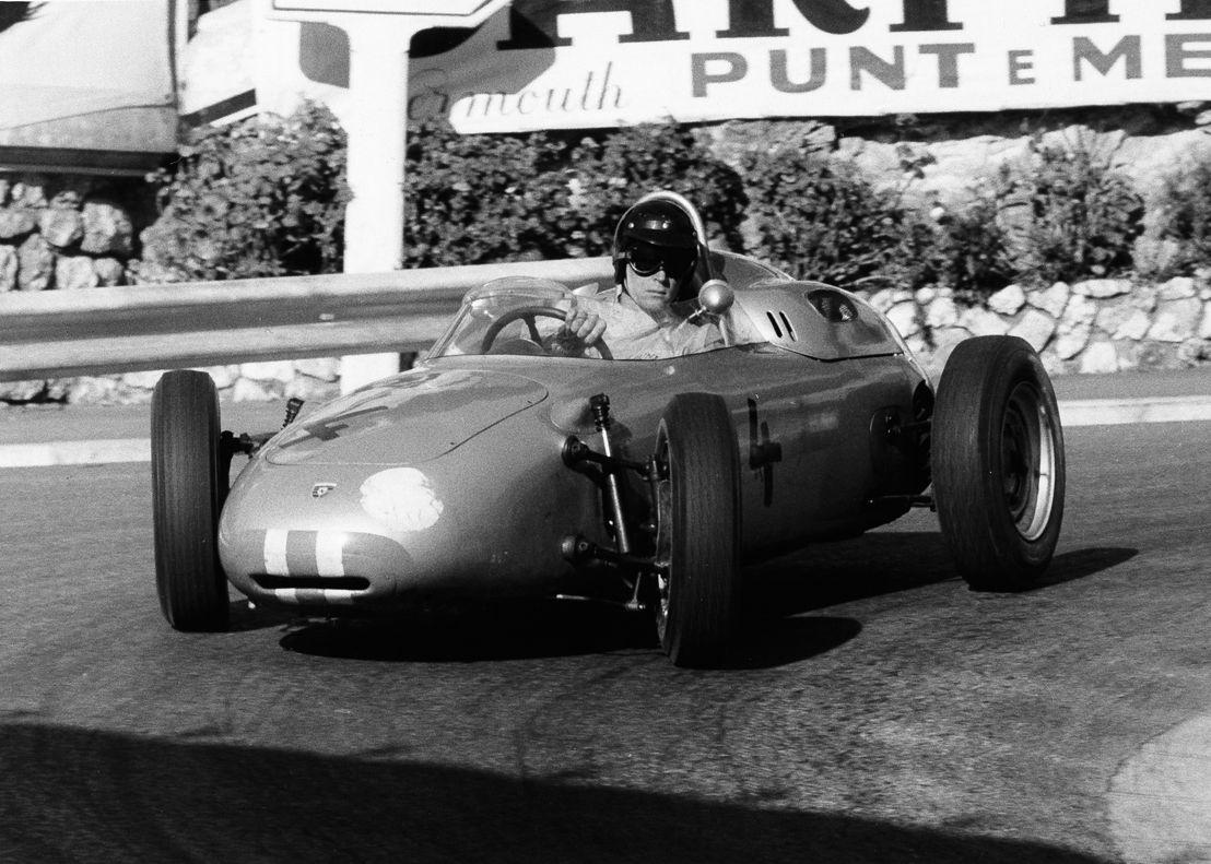 1961. Porsche compite en la Fórmula 1 con el 718/2