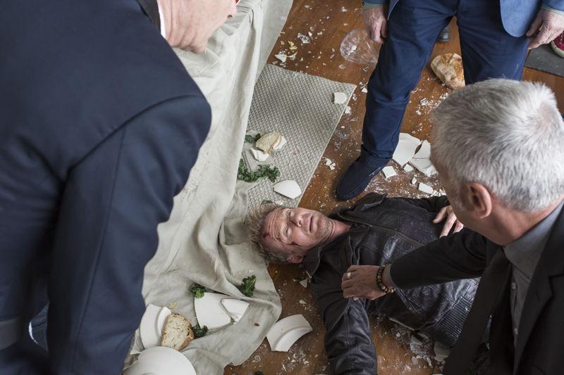 Richard Roxburgh as Cleaver Greene