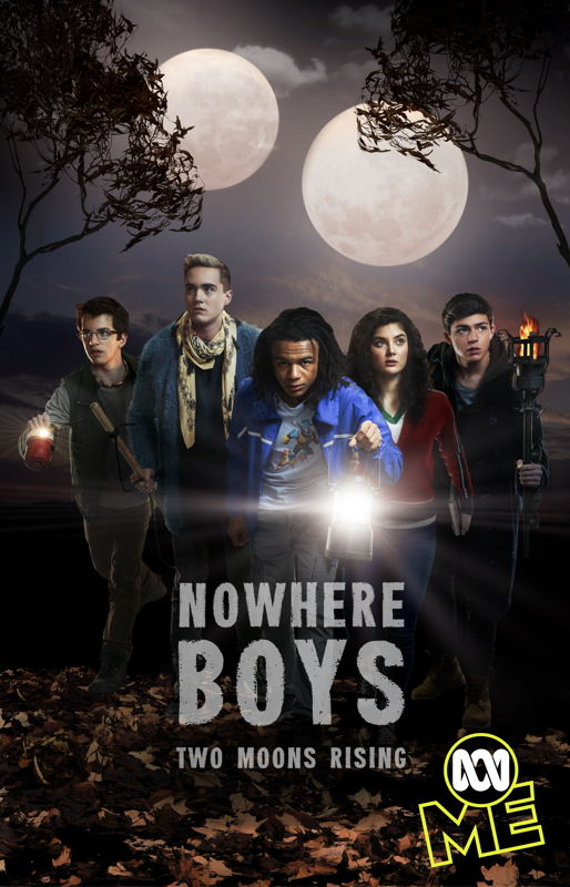 Nowhere Boys: Two Moons Rising on ABC ME from 11 November