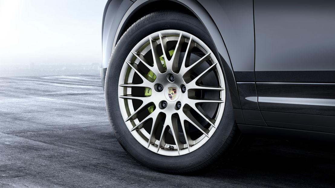 Porsche Cayenne Platinum Edition: Cayenne S E-Hybrid