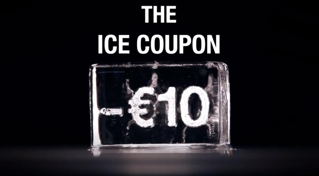 Un Finalist Prize Award pour l'Ice Coupon de CKS.