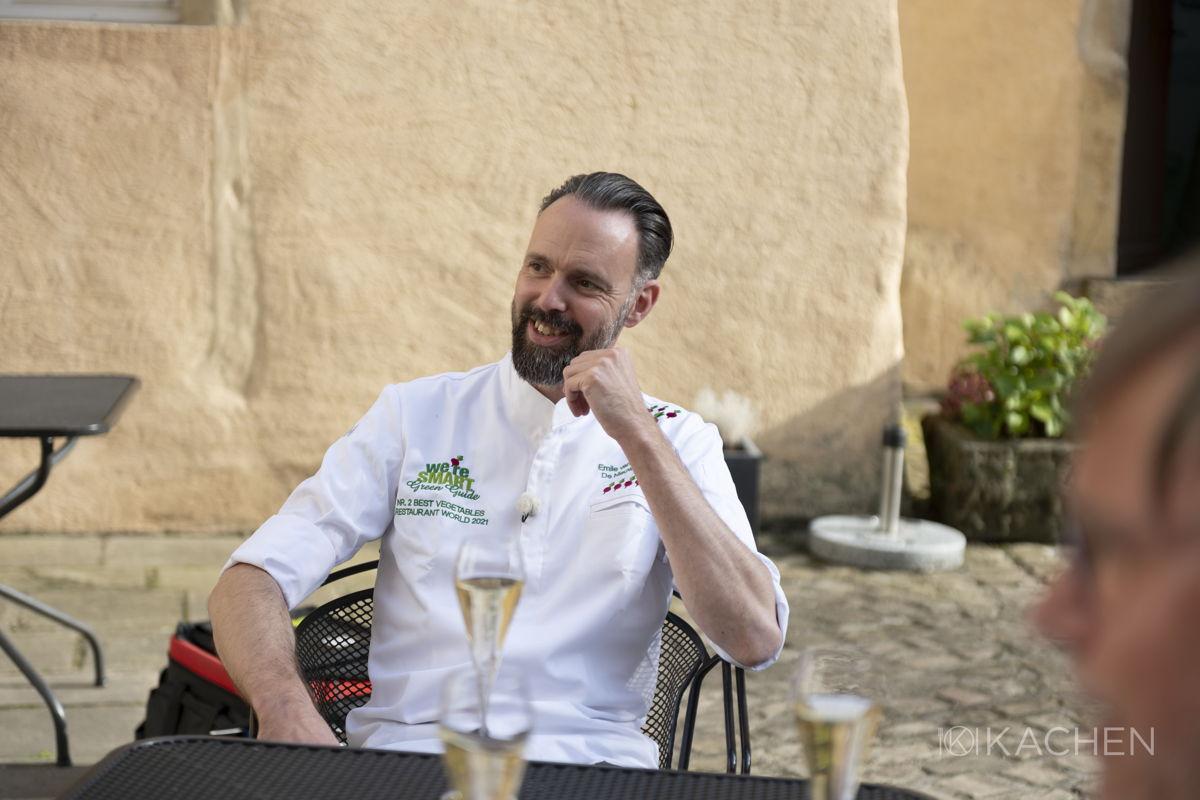 Chef Emile van der Staak (De Nieuwe Winkel) - winner We