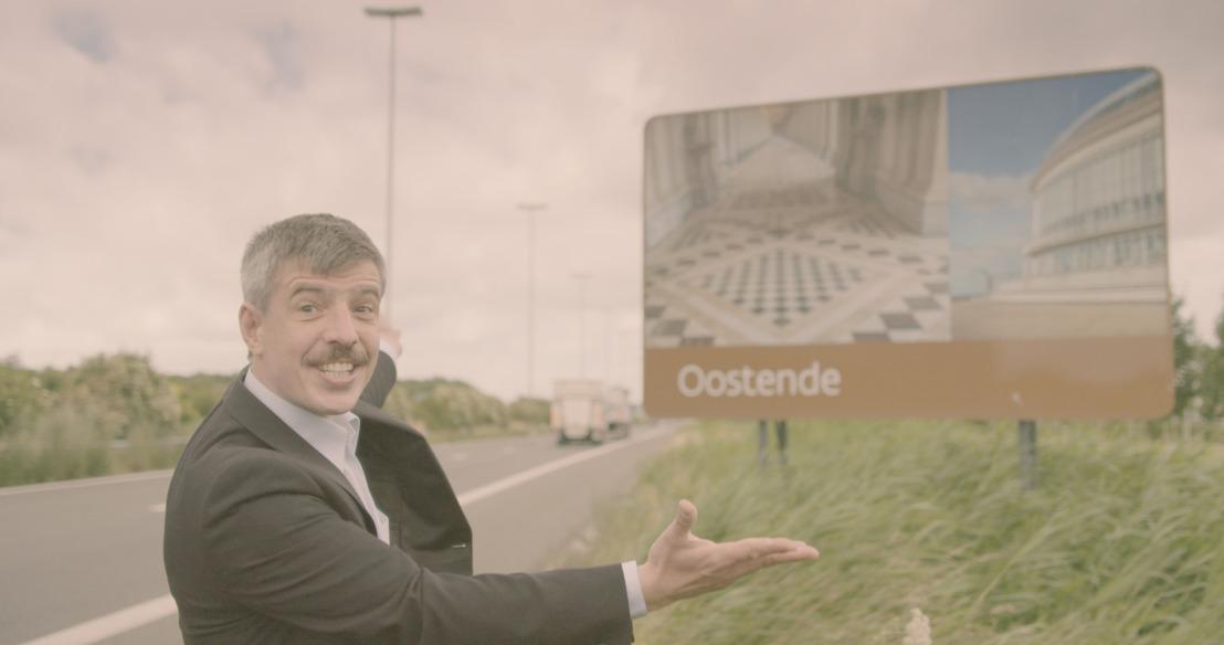 Homo Turisticus roept Gentenaar op om Oostende te bezetten