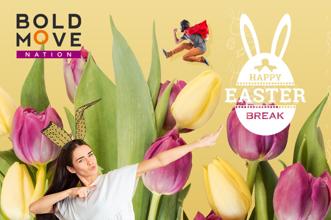 We wish you a happy Easter break!