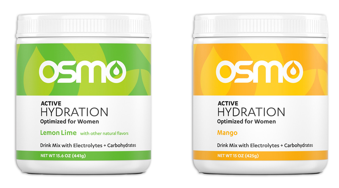 Osmo's Active Hydration Optimized for Women