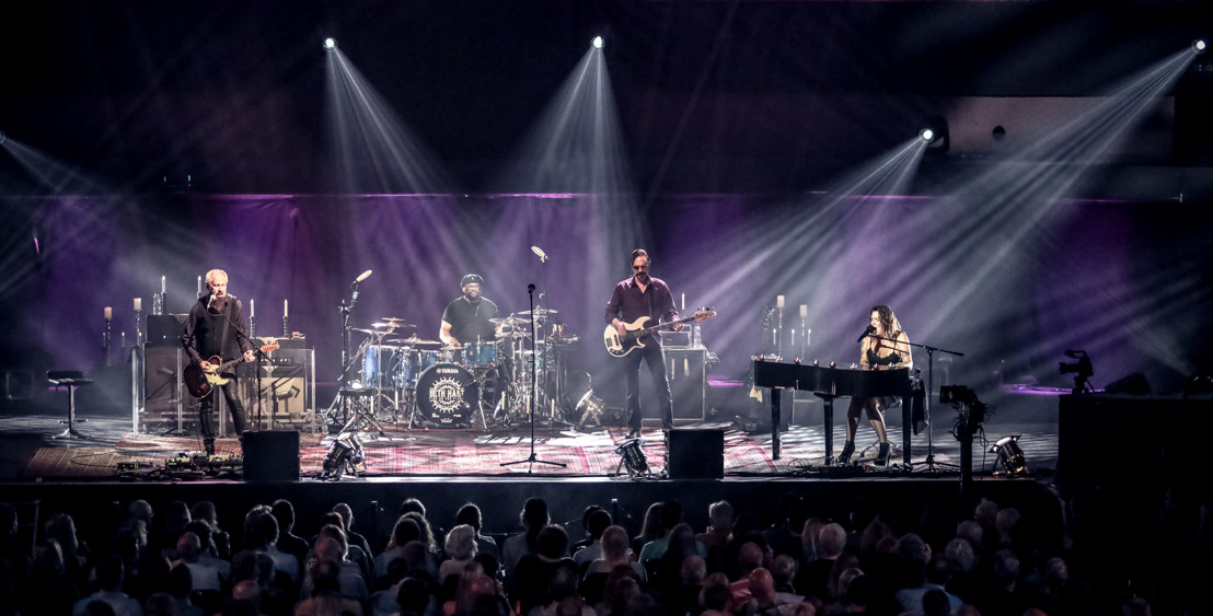 Tails of Legendary Reverberation: Sweetwater Studios Captures the Essence of Beth Hart at Royal Albert Hall