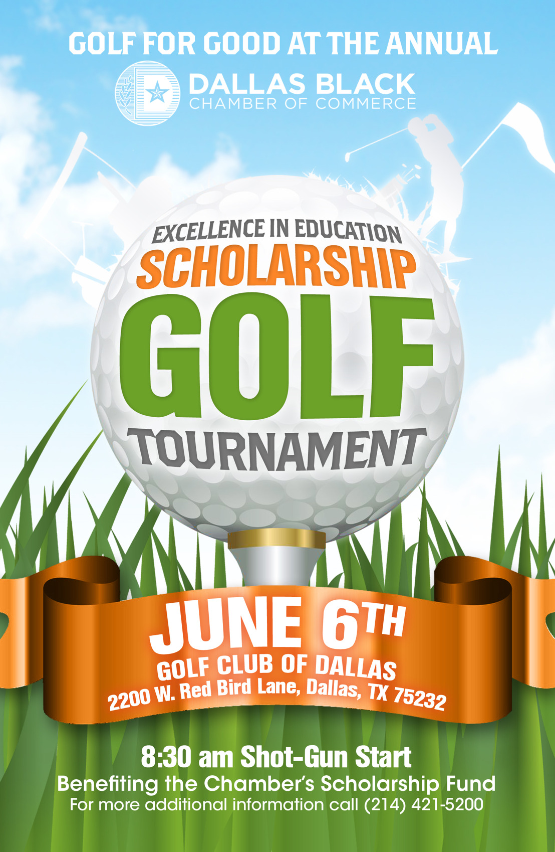 Dallas Black Chamber of Commerce Excellence in Education Scholarship Golf Tournament