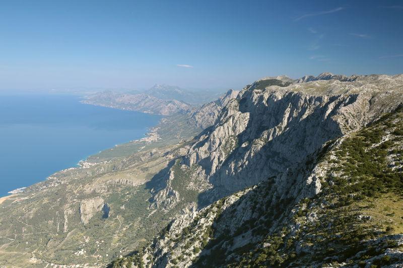 Dinarische Alpen, Kroatië (mountain-massif-biokovo)