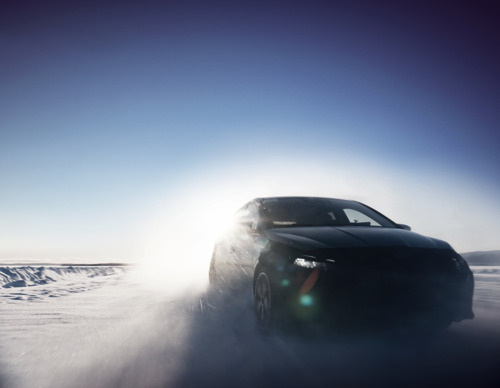 Hyundai dévoile pour la première fois le prototype de sa All-New i20 N en plein test hivernal