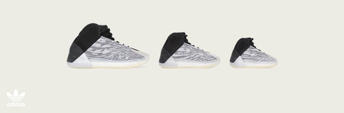 adidas + KANYE WEST anuncian el lanzamiento de YEEZY QNTM QNTM