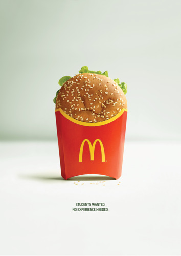 McDonald's and TBWA Belgium get recruitment right with the McMistakes