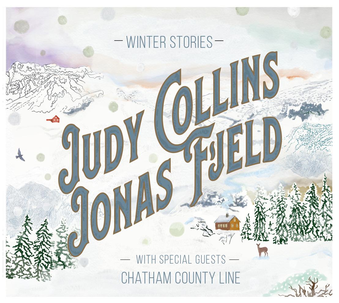 JUDY COLLINS announces 'Winter Stories' + UK tour dates
