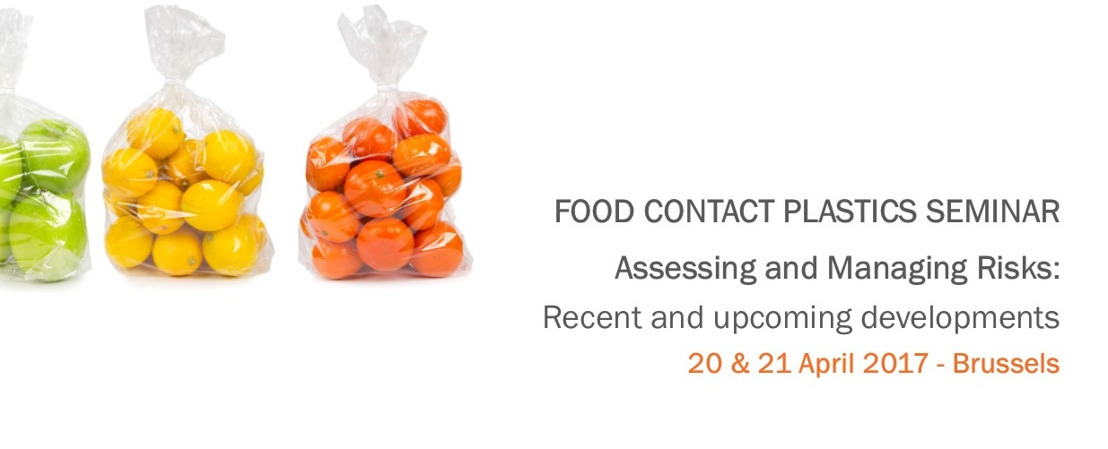 Food Contact Plastics Seminar - One month to go!