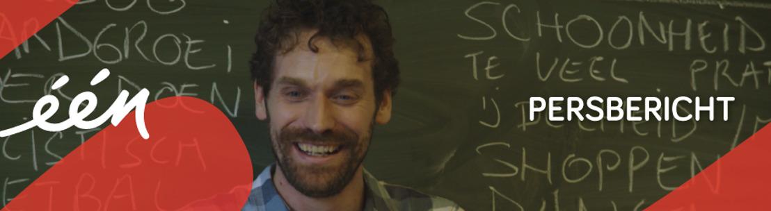 """Otto-Jan Ham geeft les over afkomst: """"Ik kom uit een Patrick, Michael, David, Kristof-klas. Ik was echt de kaaskop."""""""