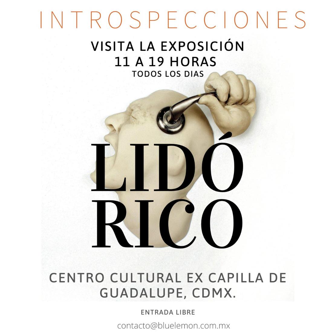 LIDÓ RICO : El arte es para aprender a vivir