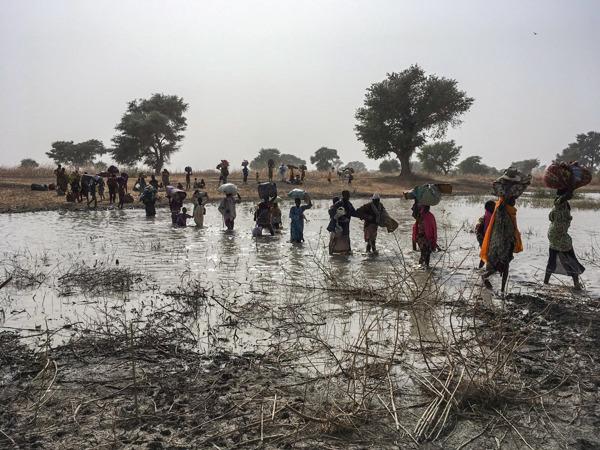 Preview: Nigeria: Miles de personas huyen de Rann hacia Camerún a causa de los ataques